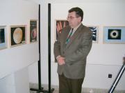 Képkiállítás megnyitója Zalalövőn a Salla Művelődési Házban.
