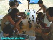 Környezetvédelmi és Természettudományi Tábor Hegyhátsál, 2007. július 16-22.