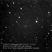 C/2007T1 (McNaught)