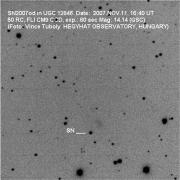 SN 2007od 20071111