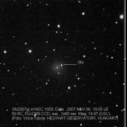 SN 2007gr 20071106