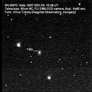SN 2007il 20071204