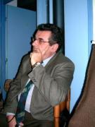 Bánfalvi Péter iskolaigazgató a Vega Csillagászati Egyesület egyik fő támogatója.