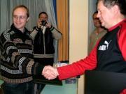 Együttműködési megállapodás aláírására került sor 2005. november 20-án Zalaegerszegen a Vega Csillagászati Egyesülettel. Csizmadia Szilárd és Tuboly Vince.